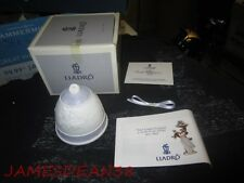 Lladro 1993 Christmas Bell In Box