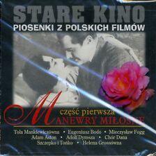 CD STARE KINO Vol. 1 * Manewry miłosne