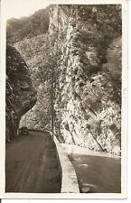 France - Route des Alpes- Les Beaux sites de provence.  Real Photo Post Card