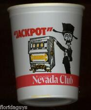 Del Webb'S Nevada Club Casino - Slot Coin / Token Cup - Laughlin Nevada