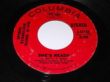 Spiral Staircase Featuring: Pat Upton - She's Ready / Judas To The 45 - Soul