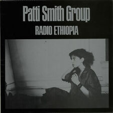 NEW CD Album Patti Smith - Radio Ethiopia (Mini LP Style Card Case)