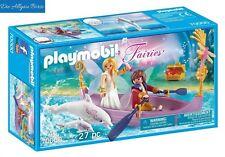 Playmobil 70000 Romantische Feenboot Fairies Elfe Fee Delfin Delfinbaby Neu OVP