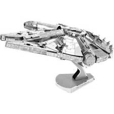 Kit di metallo metal earth iconx star wars millenium