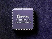 W78E54BP-40 - Winbond Microcontroller (PLCC-44)