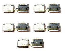 10pcs Micro USB Charging Port Connector for Motorola XOOM 2 3G MZ616 Tablet
