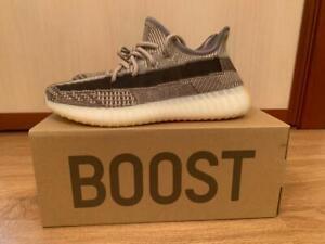 Adidas Yeezy Boost 350 v2 Zyon, Non-reflective, Color Gray, Size 9.5 US, 2020