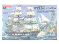 Monogram 3501 Segelschiff USS Constitution Bausatz MIB NEU! OVP 1607-05-73