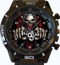 Gothic Assassin Skull Gift New Gt Series Sports Unisex Unique Watch