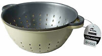 COLANDER PLASTIC MINI BASKET 24x11CM STRAINER FOOD KITCHEN BASKET SIEVE UTENSIL