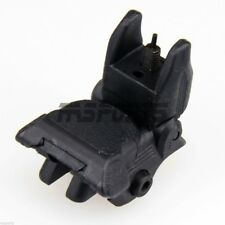 Tactical Polymer Flip Up Front Sight Durable & Lighter !