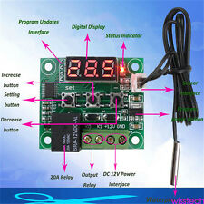 W1209 Digital thermostat Temperature Control Switch 12V Sensor Module Regulator