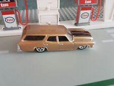 Hot Wheels Chevrolet Chevelle Ss Vagón oro Suelto VER FOTO
