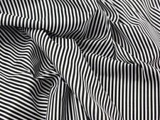 Mini Stripe Print Polycotton Dress Fabric (Design-CandyStripe-M)