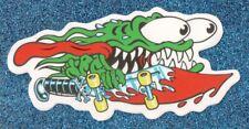2 Santa Cruz Slasher Vinyl Stickers