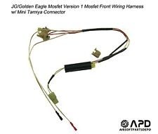 JG Golden Eagle Mosfet Wiring  Front Harness MINI   Airsoft AEG M4 Version 1
