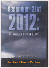 DECEMBER 21ST 2012 HISTORYS FINAL DAY (DVD)