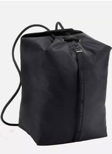 Under Armour Essentials Sackpack Black Sports-Travel-Gym Bag Project Rock Black
