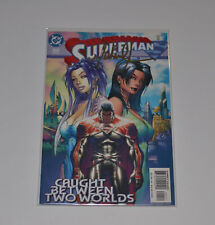 SUPERMAN # 202 Signed by MICHAEL TURNER Autographed