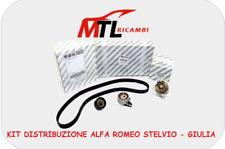 KIT DISTRIBUZIONE COMPLETA ALFA ROMEO GIULIA - ALFA ROMEO STELVIO 2.2 D