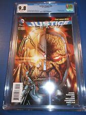 New listing Justice League #40 1st Grail Darkseid's Daughter Cgc 9.8 Nm/M Gorgeous Gem Key