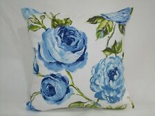 "4 x modern Floral Cushion covers,100% cotton,16""x16"""