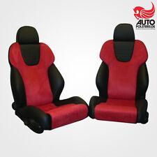 2 orthopäd. Recaro Style Klimapaket Leder Alcantara neu Mercedes SLK CLK Audi TT
