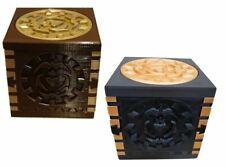 2 Stage Stunning Secret Double Hidden Maze Puzzle Box