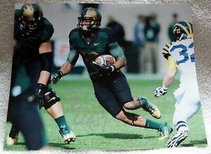 Michigan State Spartans Bennie Fowler Signed 8x10 Photo Auto