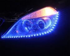 5X 15 LEDs 30cm 5050 SMD LED Strip Light Flexible 12V Car Decor Waterproof DH