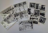 Lot of WWII Era US Navy WAVES Nurses Photographs