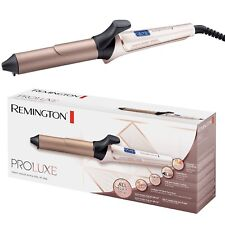 Remington ProLuxe Women's Hair Curling Tong OptiHeat 210°C 32mm Ci9132 Rose Gold