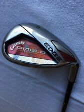 Callaway Diablo Edge Lob Wedge L Iron A Flex Graphite Senior