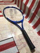 Prince Wimbledon Tournament II Tennis Racket Blue/Black/White Power Soft Gromet