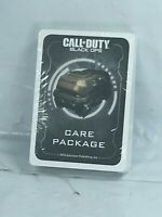 Monopoly Call of Duty Black Ops Board Game Replacement Care Package Cards FS