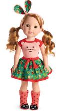 "American Girl Wellie Wishers Willa Doll 14.5"" (36.8 cm) 5 - 7y NEW IN BOX"