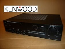 Kenwood/Trio Intergrated Estéreo Amplificador Amplificador KA-550 Negro