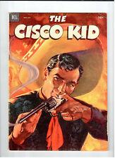Dell CISCO KID #11 September-October 1952 vintage western comic
