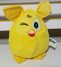 FURBY A MIND OF ITS OWN YELLOW PLUSH TOY SOFT TOY 22CM TALL
