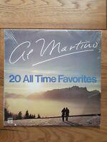 Al Martino – 20 All Time Favorites  SL-8136 Vinyl, LP, Compilation US Import