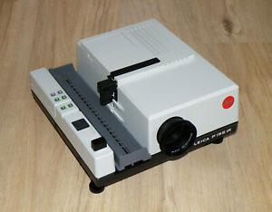 Diaprojektor LEICA Pradovit P155-IR AF mit Colorplan-P2 2,5/90mm made in Germany