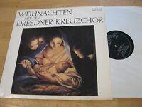 LP Weihnachten mit dem Dresdner Kreuzchor Vinyl ETERNA DDR 8 25 490