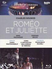 MACHAIDZE/SECCO/MASTRANGELO - ROMEO ET JULIETTE [DVD]