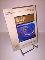 BUP. Bulletin de l'Union des Physiciens n° 819 décembre 1999