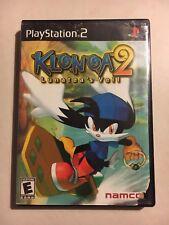 Klonoa 2: Lunatea's Veil - Playstation - Please Read