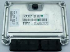 Engine Computer Ecm Ecu Audi 02-05 A4 Quattro 3.0L 8E0909059 Genuine Tested Oem