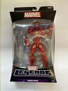 "Marvel Legends Infinite Series IRON MAN 6"" Figure"