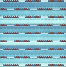 Karen Foster - Swim Lanes Scrapbooking Paper - 65041 - Pool - Swimming