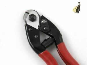 """8"""" Steel Wire Cutter Cable Rope High Leverage Parrot Beak Cutter 10mm NEWLIKE"""