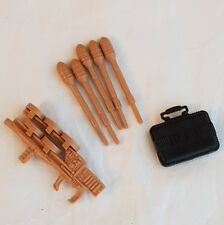 GI JOE VINTAGE COBRA SALVO V1 WEAPONS SET ARAH GIJOE G.I.JOE